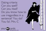 Trečiadienio anglų kalbos pamoka - Regardless, NOT Irregardless!